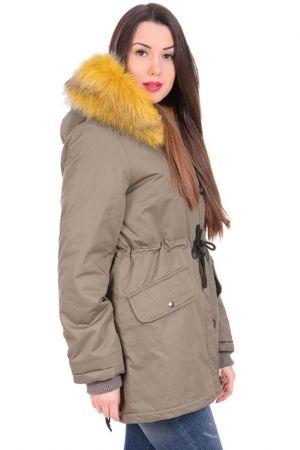 Куртка-парка Pshenichnaya 8113-2 - Супермаркет Выгодных Покупок