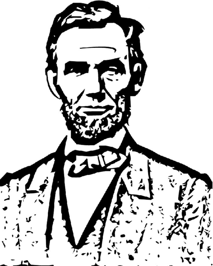 Abraham Lincoln Cartoon Drawing For Kids 20320 Movieweb