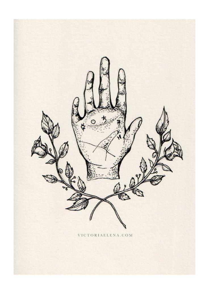 Palmistry   Victoria Elena