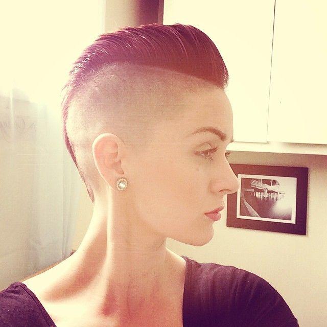 Short Hair Beauty — chickfades: ...