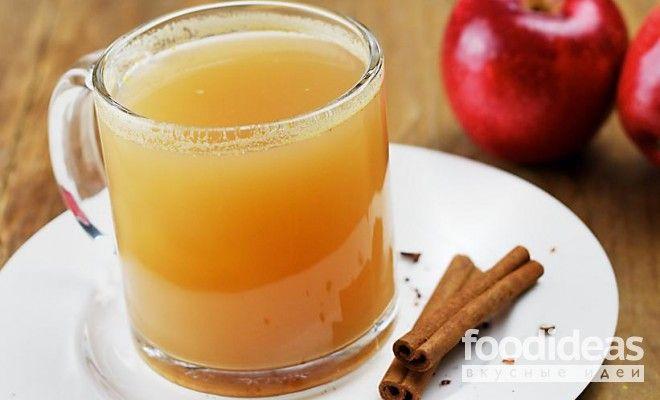 Яблочный квас - рецепт приготовления с фото | FOODideas.info