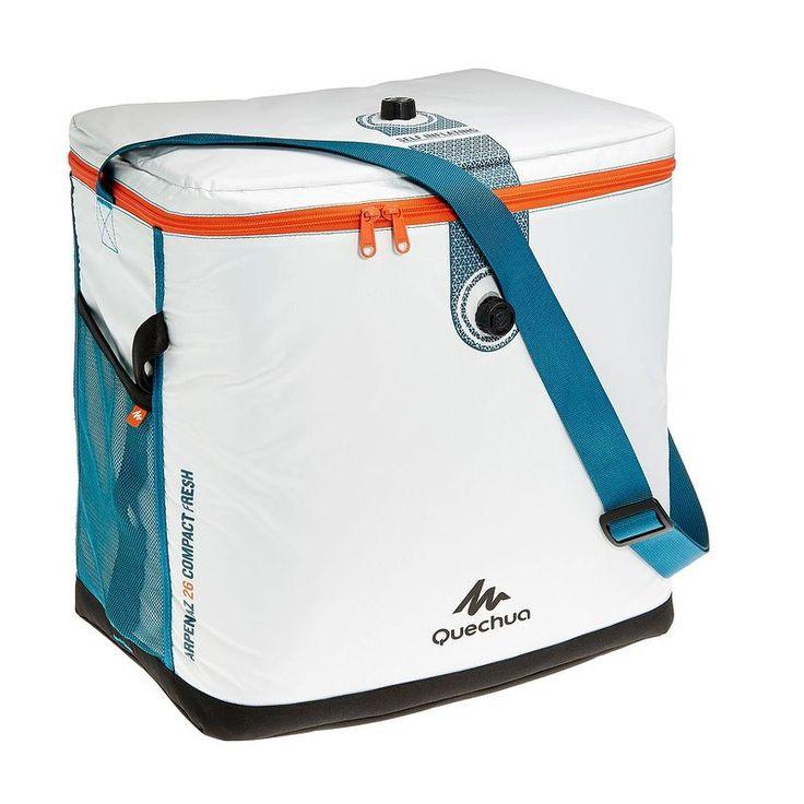 Trekking_Uitrusting_Camping Kamperen - Ice Fresh Compact 26 liter QUECHUA - Kampeerartikelen