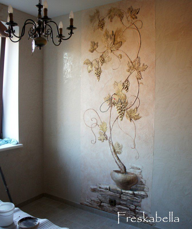 275 Best Images About Plaster Stencilling And Design On