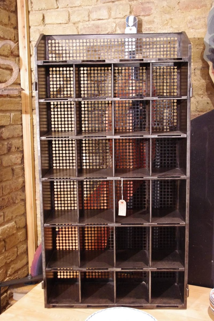Little Paris Store : Products | Industrial Storage Furniture