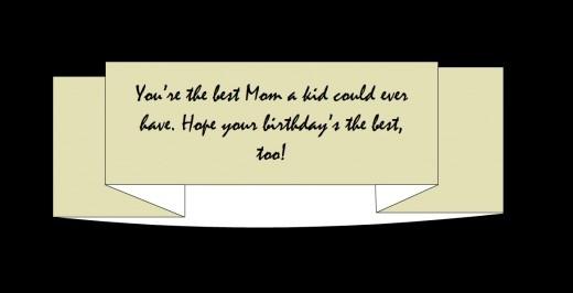 Birthday Wishes Card for Mom #birthday #birthdaywishes #birthdaycard #mom