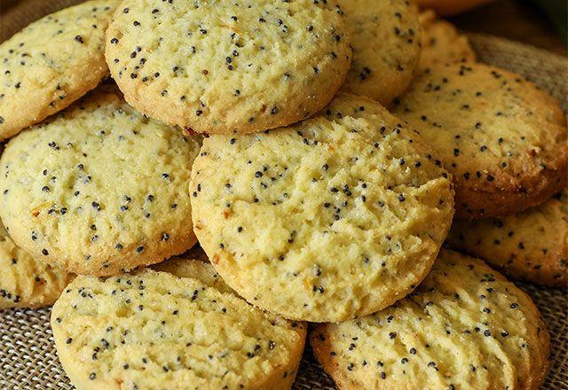 Limonlu haşhaşlı kurabiye tarifi - PembeNar
