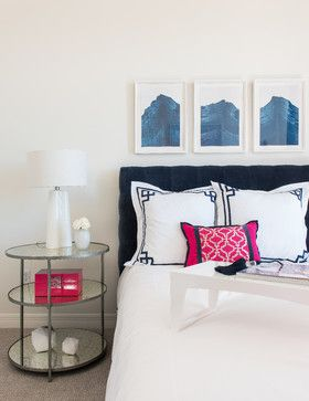 Gold Mansion at Turtle Creek - transitional - Bedroom - Dallas - Traci Connell Interiors
