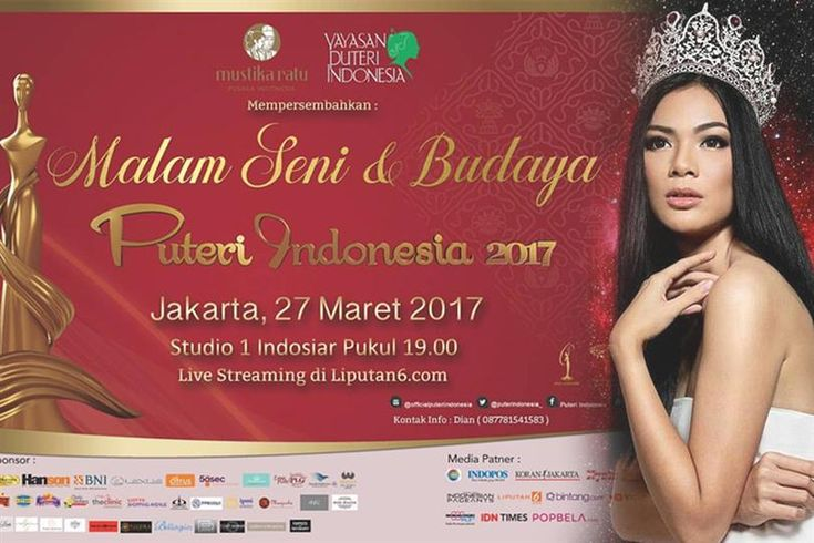 A Dose of Art and Culture for Puteri Indonesia 2017 Beauties