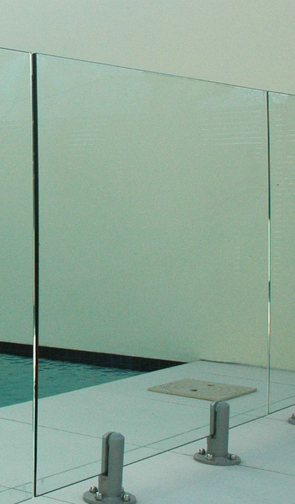 DIY Glass Fencing Sydney,Frameless Glass Panel with Holes,Swimming Pool Fencing Melbourne