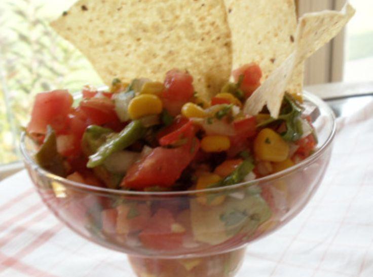 SHAWN'S SALSA FRESCA: Sassy Salsa, Prefer Mango, Fun Recipes, Shawn Salsa, Salsa Frescas, Frescas Sassy, Tasti Recipes, Savory Recipes, Frescas Recipes