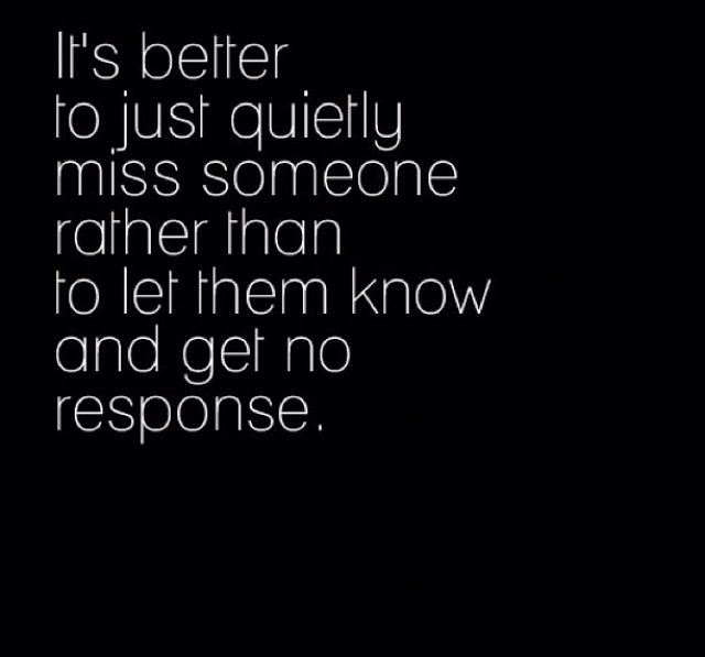 No response is cowardly - especially when he (John) broke a promise.