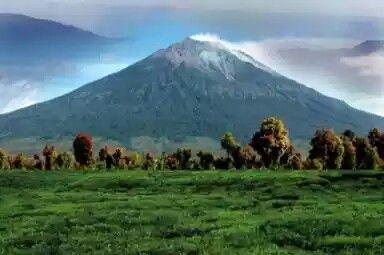 Kerinci Mountain_Jambi (Indonesia)