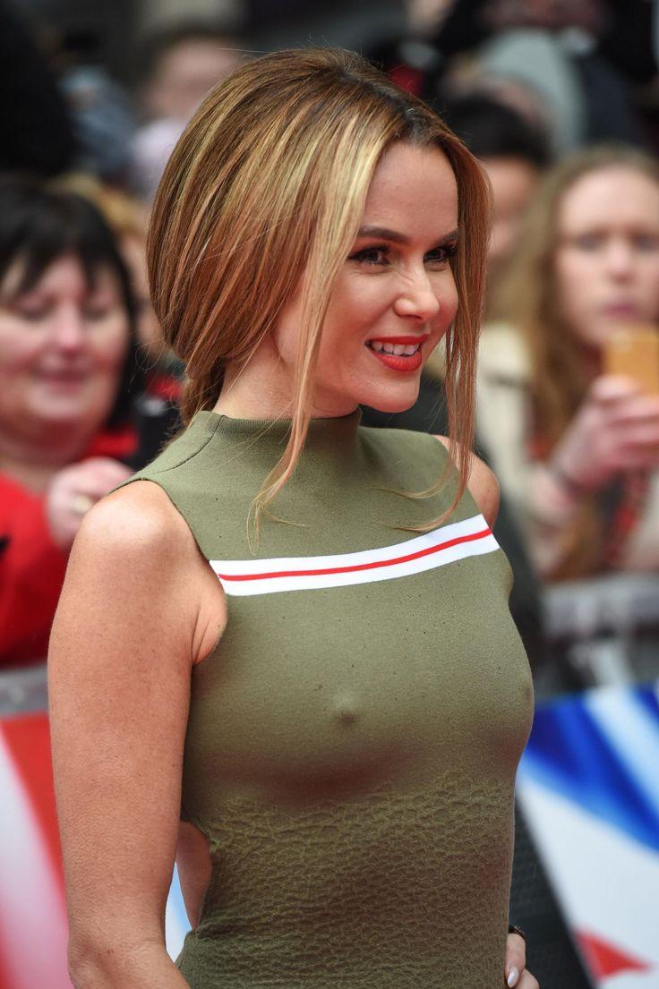 Celebrity Nipple Slips