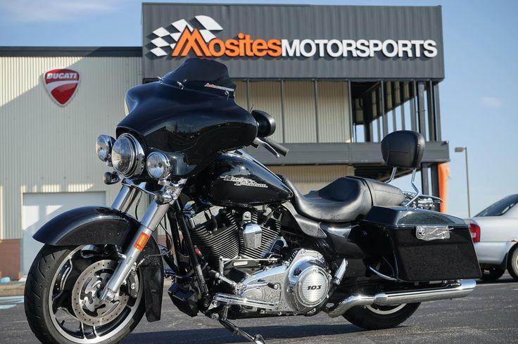 2013 Harley-Davidson® FLHX103 - STREET GLIDE for sale in North Versailles, PA | Mosites Motorsports BRIAN HENNING 724-882-8378 Mosites Motorsports Sales Professional Come see me at the dealership and I will give you a $1 scratch off PA lottery ticket just for coming in to see me. (While Supplies Lasts)