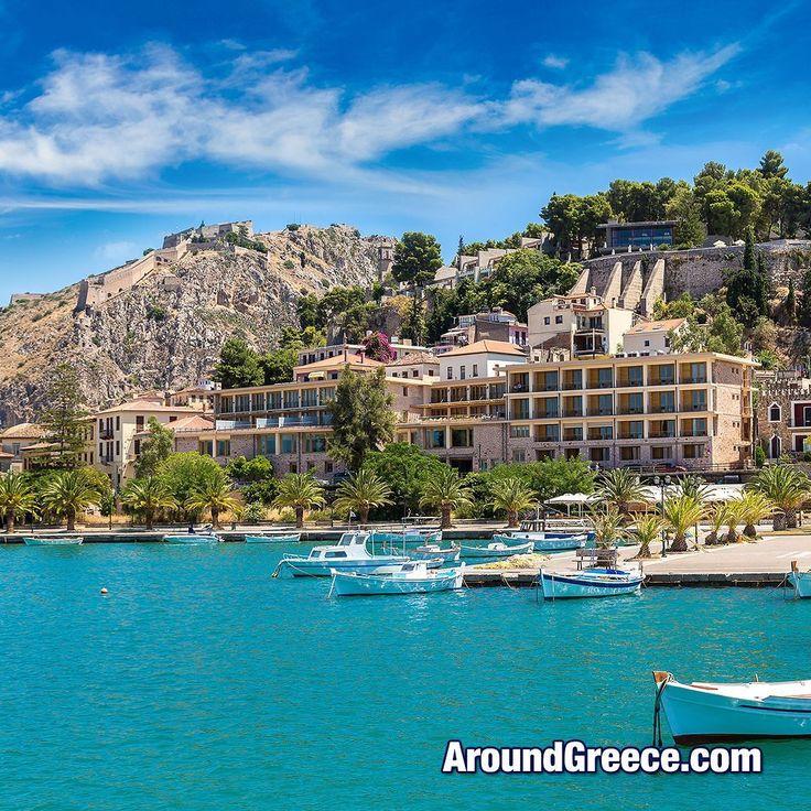 The town of Nafplion in the Peloponnese #Nafplion #Greece #Ναυπλιο #Ελλαδα #Argolida #Peloponnese #Holidays #Travel #Vacations #VisitGreece #AroundGreece #Ναύπλιο#Αργολίδα #Αργολιδα #Πελοπόννησος #Πελοποννησος