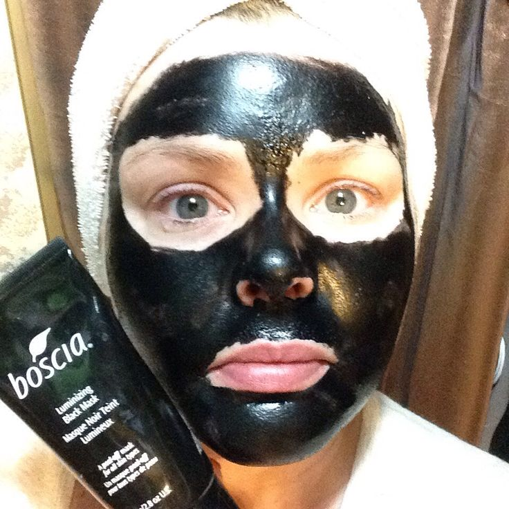 Masks are essential to beautiful glowing clear skin. Boscia Black Mask @styledlady4ever