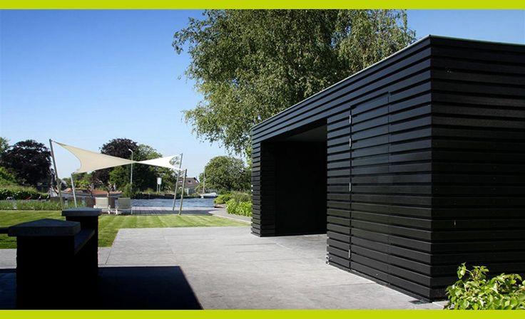 Met betontegels geef je de juiste tuin een strakke en luxe uitstraling.
