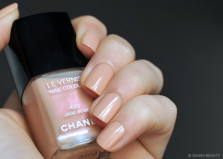 Chanel Jade Rose 493