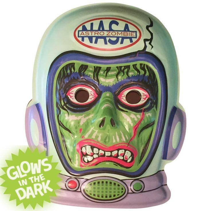 Retro-a-go-go! - Radio Active Astro Zombie Vac-tastic Plastic Mask*, $29.99 (http://www.retroagogo.com/radio-active-astro-zombie-vac-tastic-plastic-mask/)