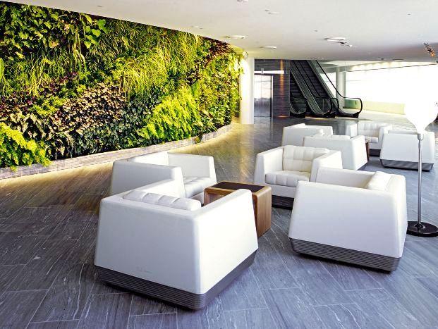 Bringing Nature Inside Design Trend Interior Design Hospital - ideen moderne designtreppen individuellen wohnstil