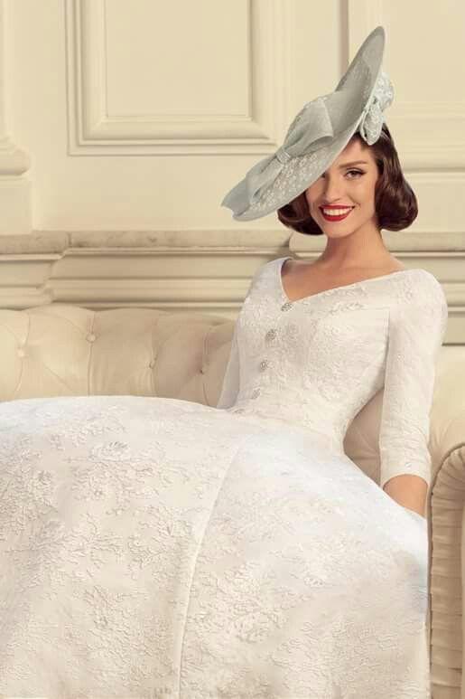 144 mejores imágenes de novias en Pinterest | Vestidos de novia ...