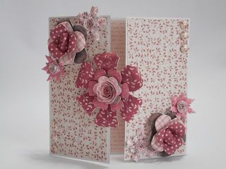 Craftwork Cards Blog: A Floral Abundance of Rosa & Serenity...