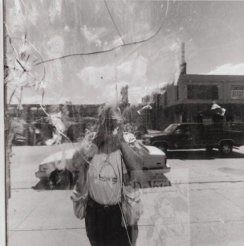 Self Portrait, Denver, Colorado
