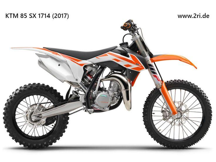 "KTM 85 SX ""17/14"" (2017)"