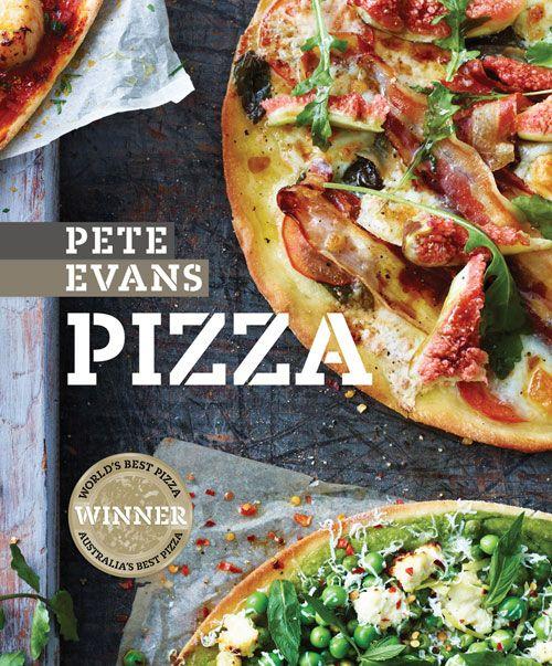Pete Evan's Pizzas - OK! Magazine Australia
