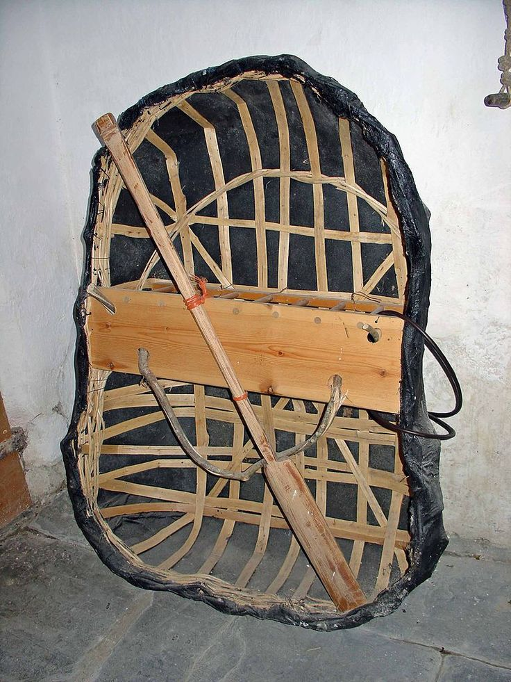 Coracles are small, keel-less boats, traditionally made as a basketwork frame, covered with an animal hide. There is evidence in cave paintings of them being in use from the early Bronze Age, and perhaps as far back as the Ice Age. (Outlander Series)