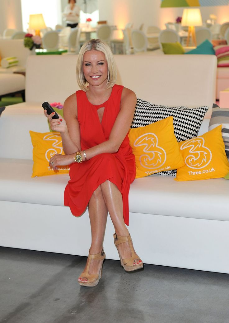 Pin By Andy A On Denise  Van Outen  Denise Van Outen -4550
