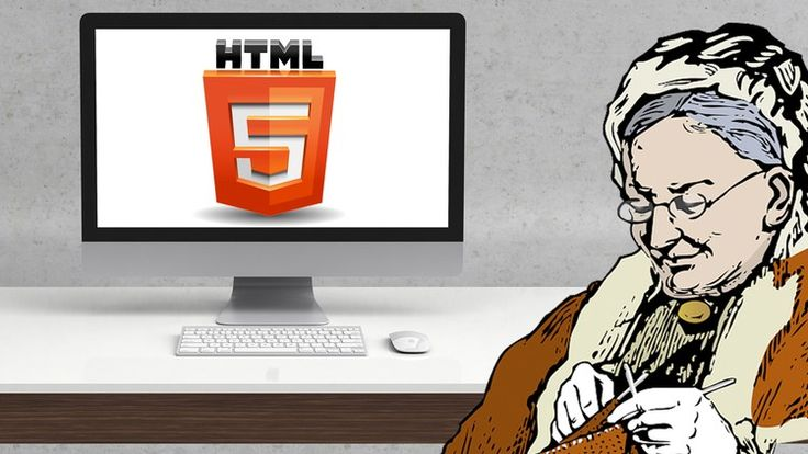 HTML 5 For Grandmothers - Learn Web Building like Knitting - Udemy 100% Off   HTML made simple with genuine illustrations. Learn how to make a site with html In this HTML 5 For Grandmothers tutorial arrangement we are going to learn HTML. When you visit any sites you see content pictures catches and numerous parts. They all additional to site by utilizing HTML. Indeed even developers of Facebook Google - likewise this site Udemy - use HTML. Thus essentially you include parts (content…