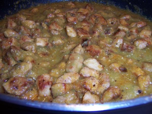 New Mexico Green Chili Recipes Chicken
