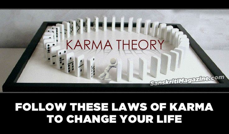 What is Karma? Karma is the Sanskrit word for action. It is equivalent to Newton's law of 'every action must have a reaction'. When we think, speak or act we initiate a force that will react accordingly. This returning force maybe modified, changed or suspended, but most people will not be able eradicate it. This law of cause and effect is not punishment, but is wholly for the sake of education or learning. A person may not escape the consequences of his actions, but he will suffer only if…