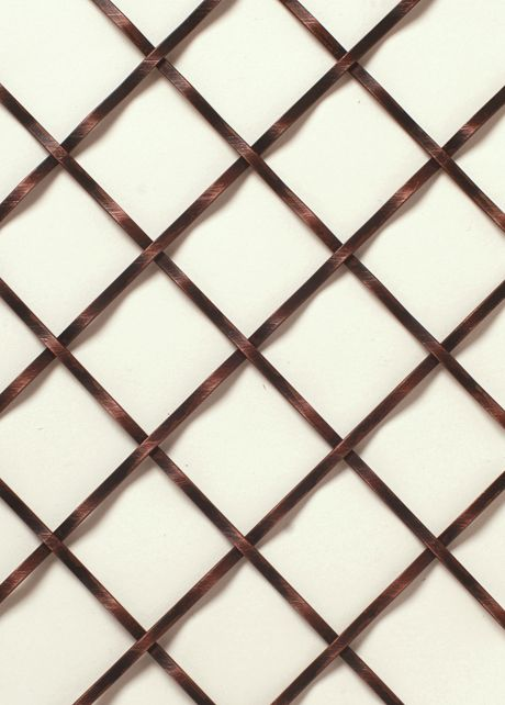 321   ORB   Wire Mesh Lattice Insert For Cabinet Doors