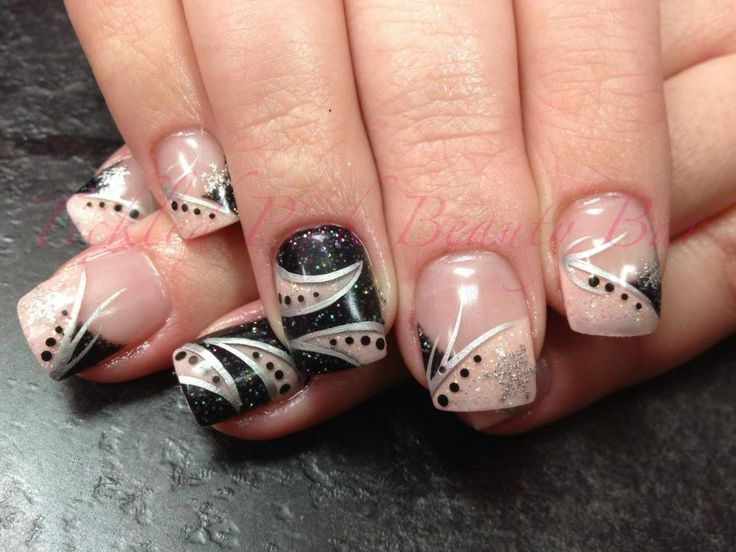 95 best u as images on pinterest - Nail art nude ...