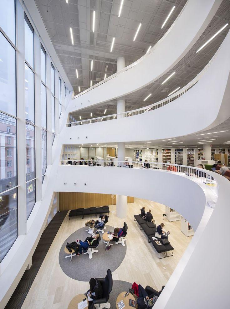 University Of Helsinki Library Finland