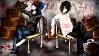 los sin nombres (Porta & Isusko) jeff the killer y jack eyeless 2014 - YouTube