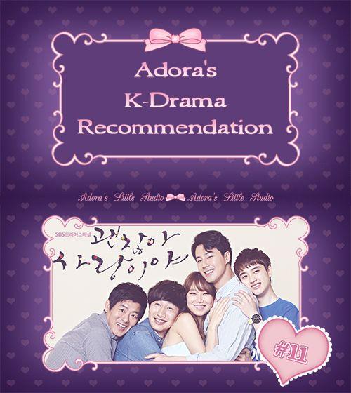 Korean Drama Recommendation - It's Okay, That's Love / k-drama / kdrama / Jo In-sung / Gong Hyo-jin / Do Kyung-soo / D. [ EXO-K ] / Lee Kwang-soo / Sung ...