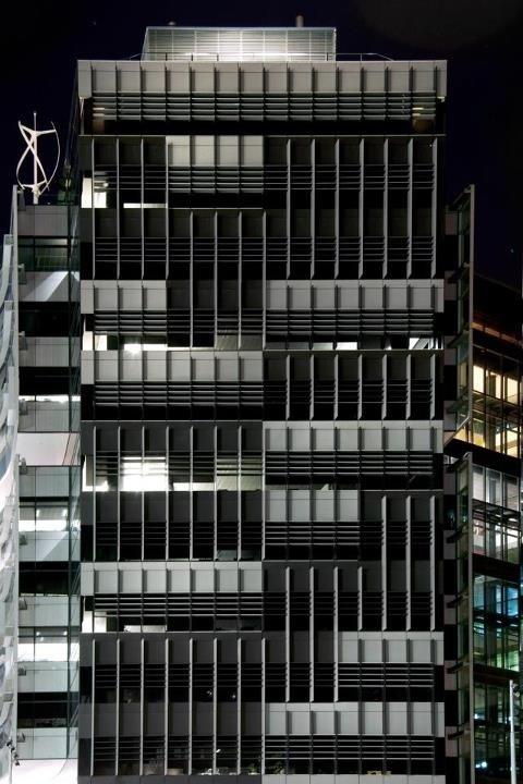 ANZ building - Docklands