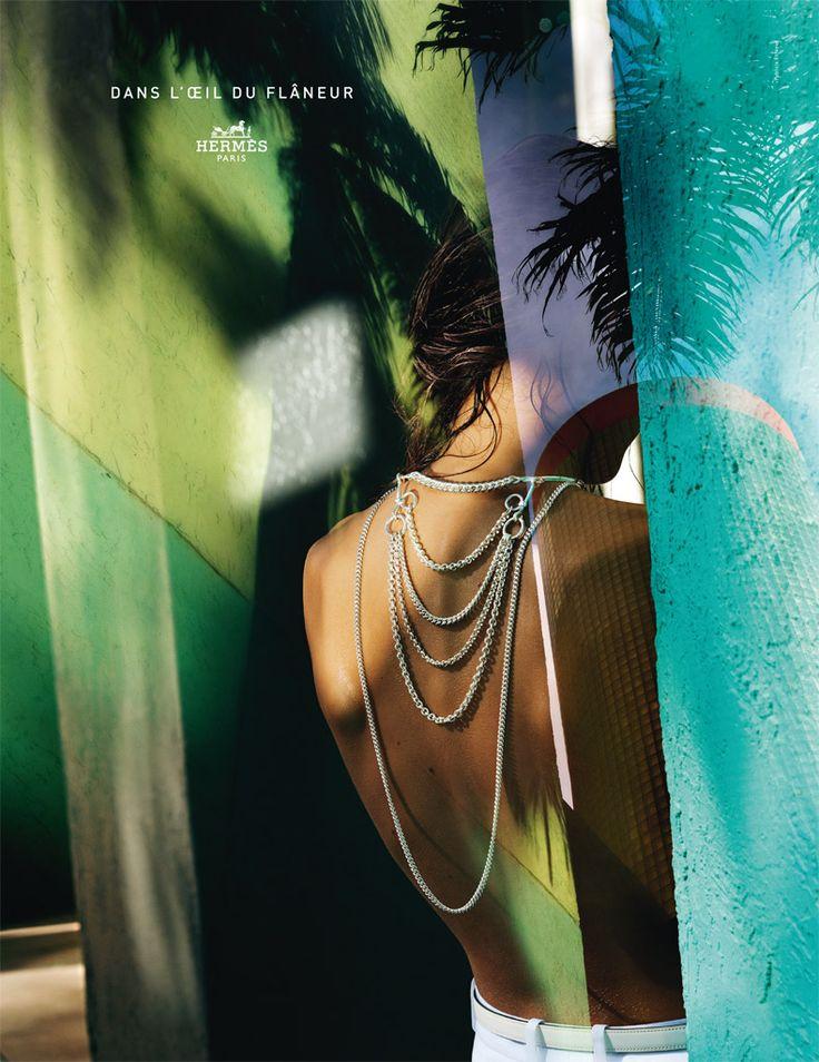 Harry Gruyaert et Hermès, une campagne colorée | Actuphoto