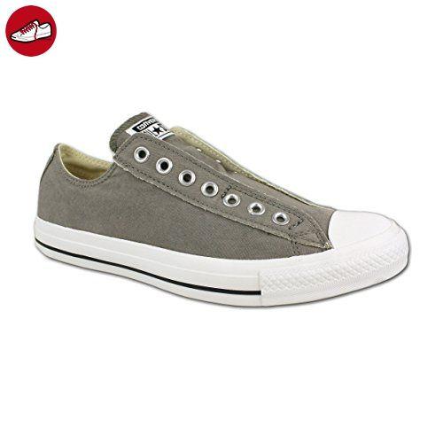 Converse Chucks 1X228 CT AS Slip Schuhe grau - 40 - Converse schuhe (*Partner-Link)