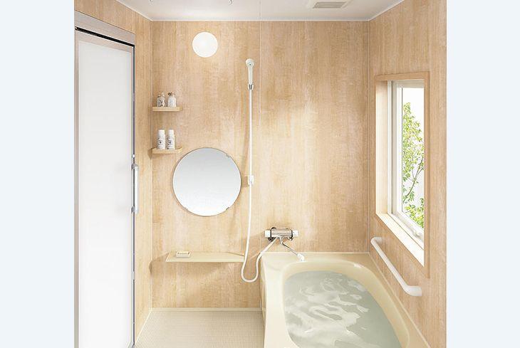 BGF/1216サイズ(0.75坪)   セットプラン   プラン   Oflora(オフローラ)   システムバスルーム・浴室関連商品   Panasonic