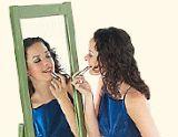 Blinde Spiegel mit Leinöl reinigen