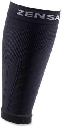 Leg compression sleeves are made for athletes and make use of graduated compression to increase blood flow, aid in recovery and improve performance. Get some before your next trail run!