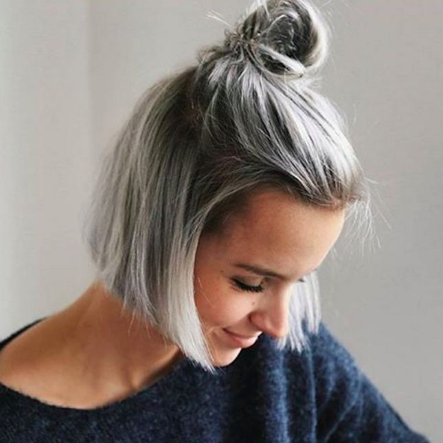 Bookmark this for short hairstyles that you should definitely try out for the fall.