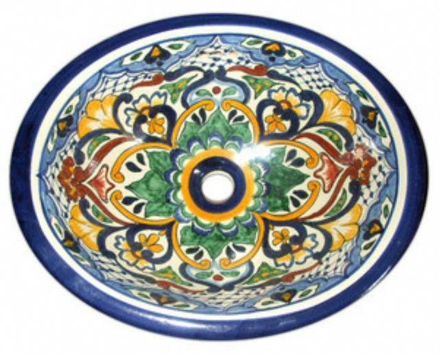 #105 MEXICAN SINK DESIGN DIFFERENT SIZES AVAILABLE