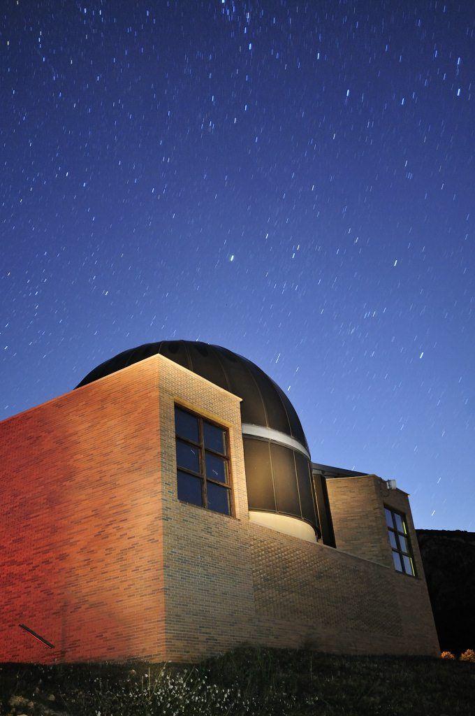 Astronomic Parc in #Montsec Sarlight #pallarsjussa #noguera #Catalonia Foto:Jordi Bas