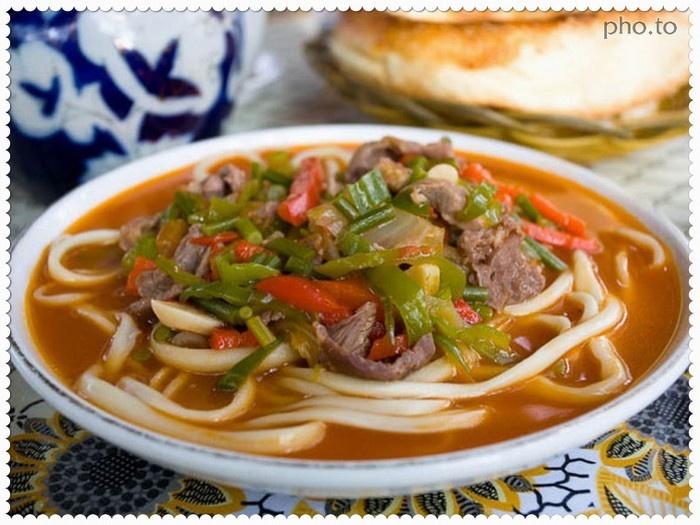 Tatarian national soup
