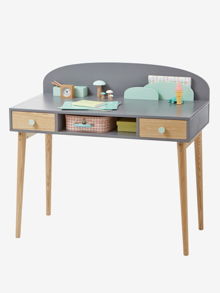 les 25 meilleures id es de la cat gorie bureau junior sur pinterest coiffeuse maison du monde. Black Bedroom Furniture Sets. Home Design Ideas